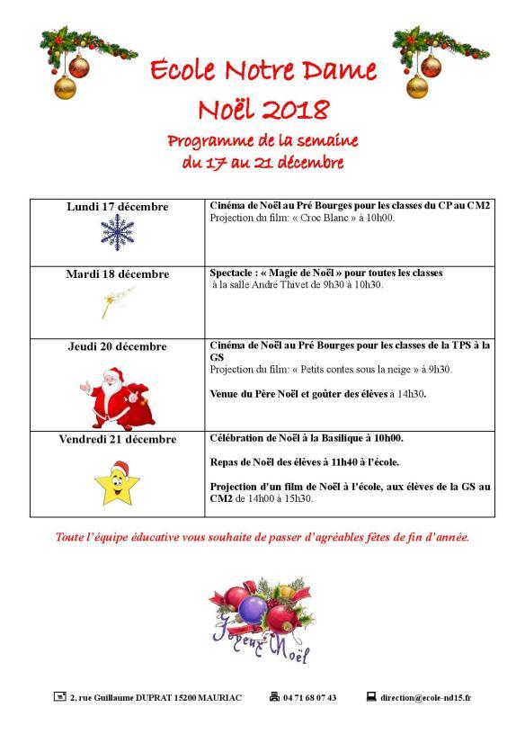 Noel 2018 programme Semaine - Copie-page-001